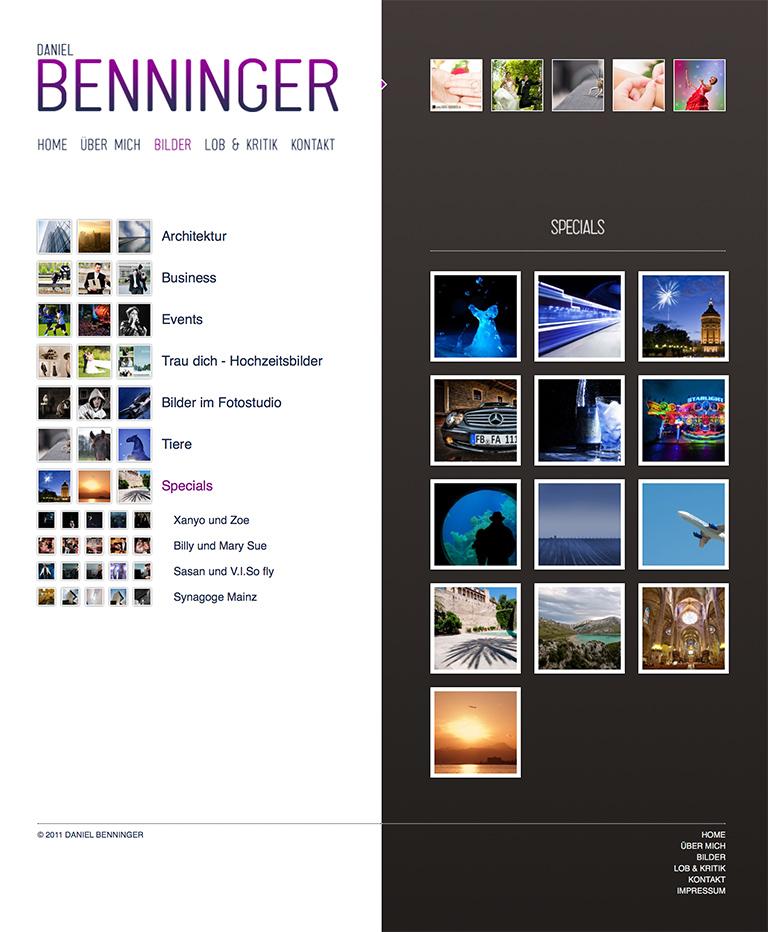 www.daniel-benninger.de - Screenshot - Individolé